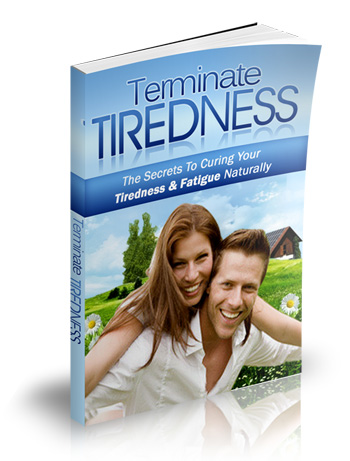 Terminate Tiredness Stop Being Tired